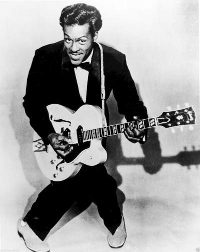What Chuck Berry Can Teach You About Being a Successful Freelance Writer