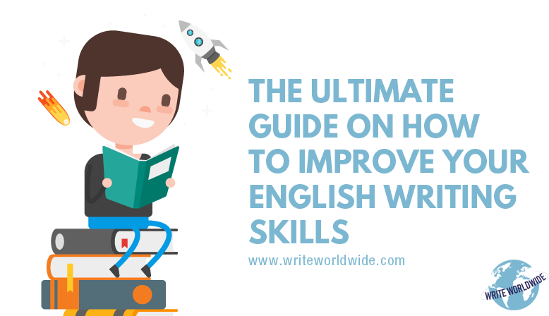 improve your English writing skills