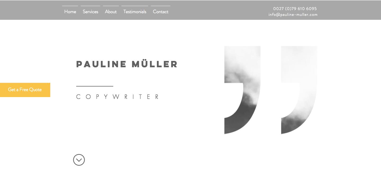 Pauline Müller