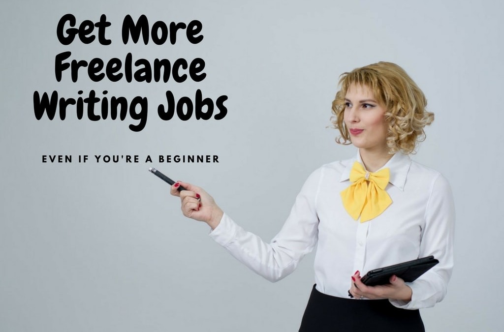 finding writing jobs The barriers of entry to freelance writing are practically non-existent — finding entry level writing jobs is not that hard.