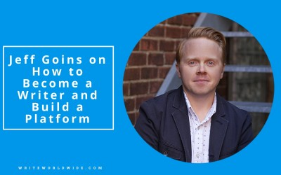 Interview with Jeff Goins on How to Become a Writer and Build a Platform